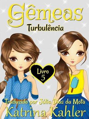 cover image of Gêmeas--Livro 5