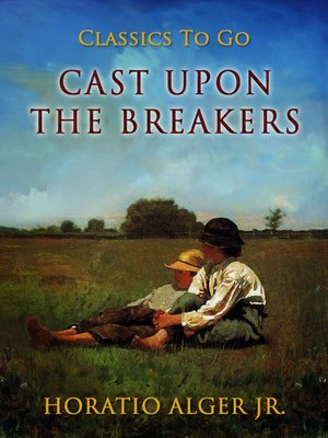 cover image of Cast upon the Breakers