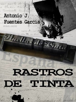 cover image of Rastros de Tinta