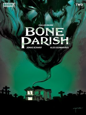 cover image of Bone Parish, Issue 2
