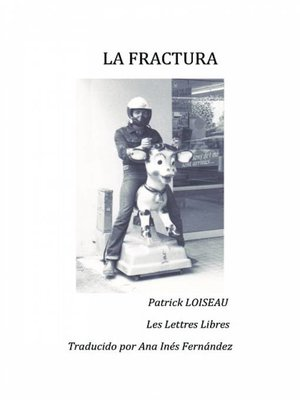 cover image of La fractura