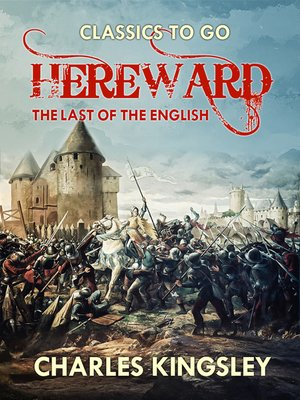 cover image of Hereward  the Last of the English