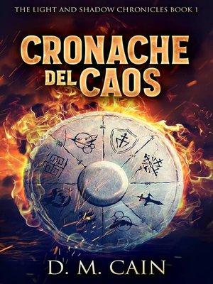 cover image of Cronache del Caos