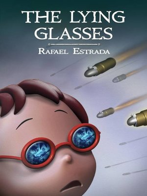 cover image of The lying glasses