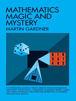 cover image of Mathematics, Magic and Mystery
