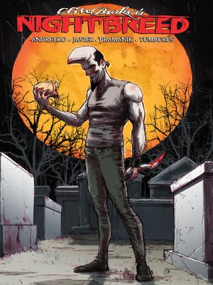 cover image of Clive Barker's Nightbreed (2014), Volume 3