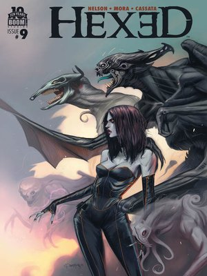 cover image of Hexed: The Harlot and the Thief (2014), Issue 9