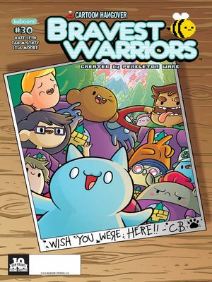cover image of Bravest Warriors (2012), Issue 30