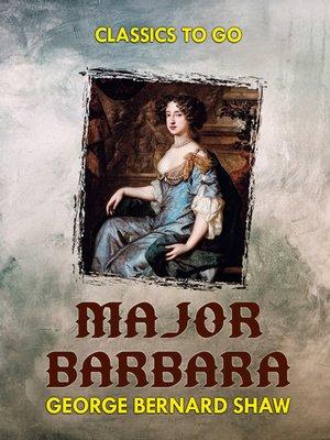 cover image of Major Barbara