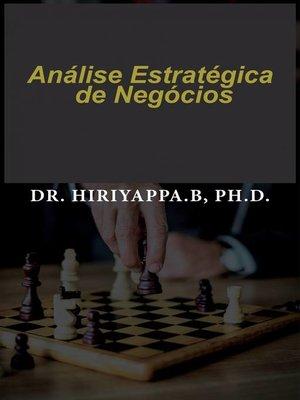 cover image of Análise Estratégica de Negócios