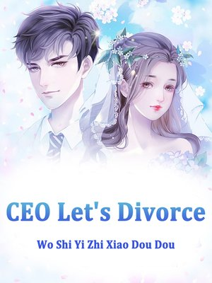 cover image of CEO, Let's Divorce