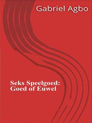 cover image of Seks Speelgoed