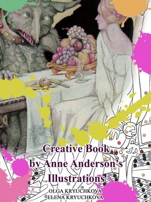 cover image of Creative Book by Anne Anderson's Illustrations