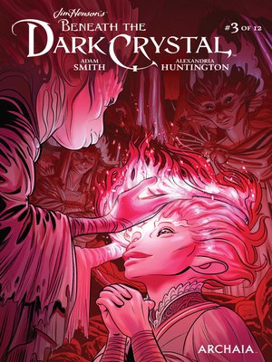 cover image of Beneath the Dark Crystal (2018), Issue 3