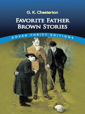 cover image of Favorite Father Brown Stories