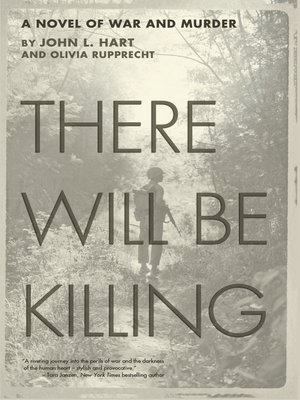 cover image of There Will Be Killing