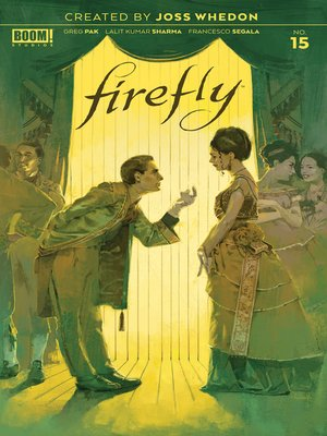 cover image of Firefly, Issue 15