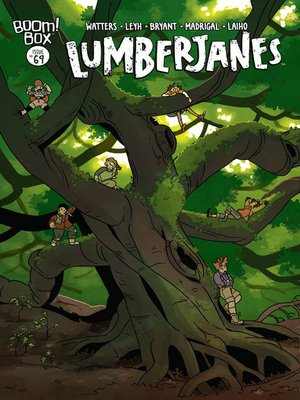 cover image of Lumberjanes (2014), Issue 69