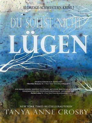 cover image of Du sollst nicht lügen
