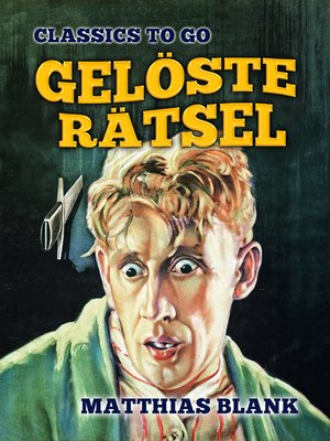 cover image of Gelöste Rätsel