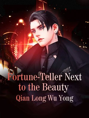 cover image of The Fortune-teller Next to the Beauty