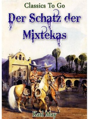 cover image of Der Schatz der Mixtekas