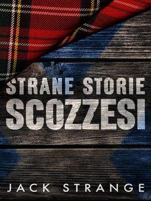 cover image of Strane Storie Scozzesi