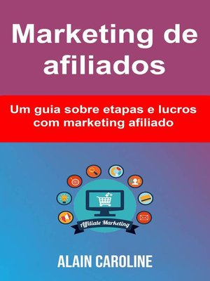 cover image of Marketing de afiliados