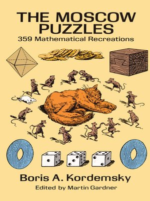 cover image of The Moscow Puzzles