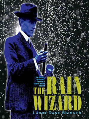 cover image of The Rain Wizard