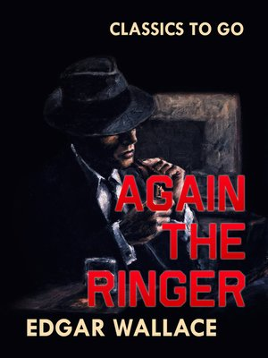 cover image of Again the Ringer