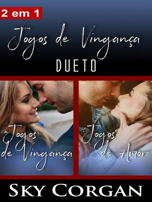 cover image of Jogos de Vingança Dueto