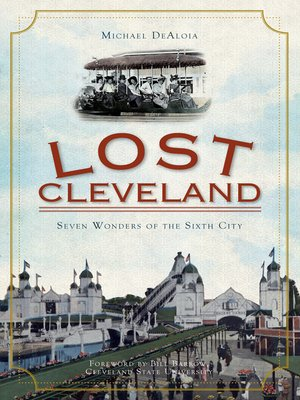 cover image of Lost Cleveland