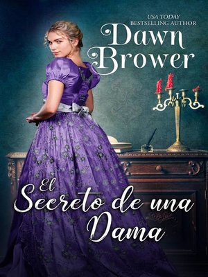 cover image of El secreto de una dama