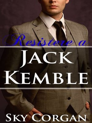 cover image of Resistere a Jack Kemble