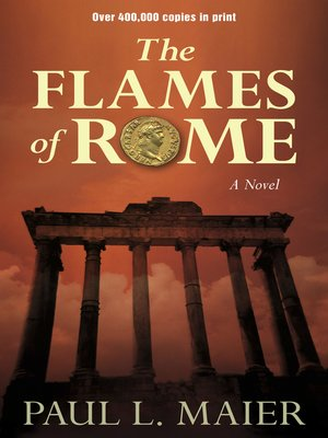 cover image of The Flames of Rome