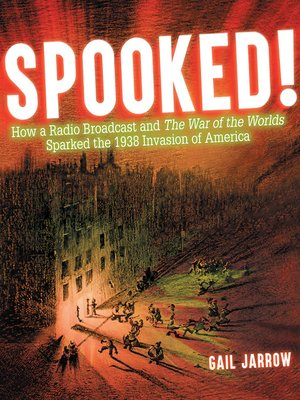 cover image of Spooked!