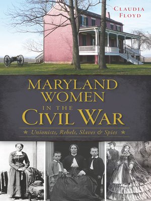 cover image of Maryland Women in the Civil War