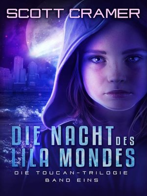 cover image of Die Nacht des lila Mondes