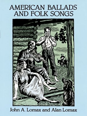 cover image of American Ballads and Folk Songs