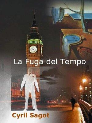 cover image of La fuga del tempo