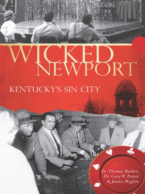 cover image of Wicked Newport