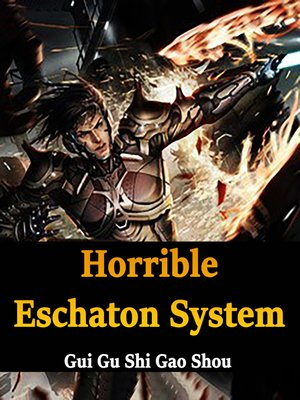cover image of Horrible Eschaton System