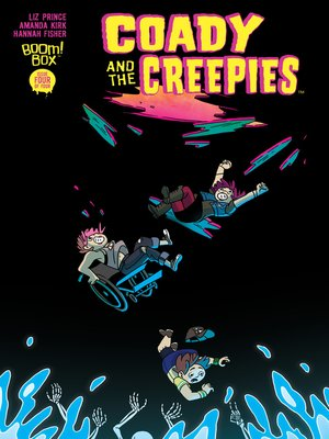 cover image of Coady & the Creepies, Issue 4