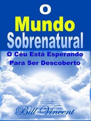 cover image of O Mundo Sobrenatural
