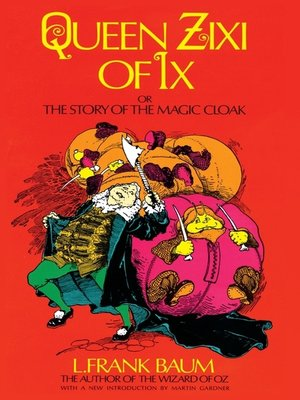 cover image of Queen Zixi of Ix