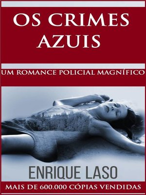 cover image of Os Crimes Azuis