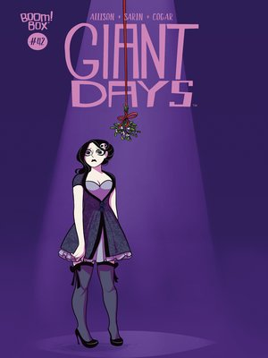 cover image of Giant Days (2015), Issue 42