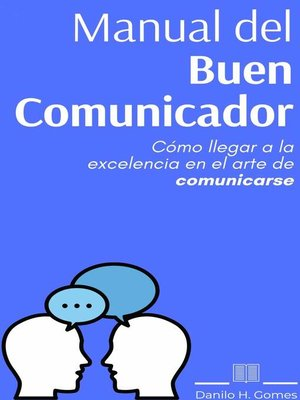 cover image of Manual del Buen Comunicador