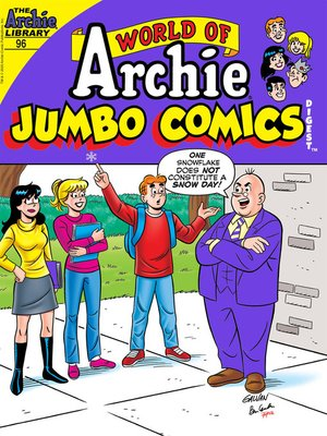 cover image of World of Archie Double Digest #96